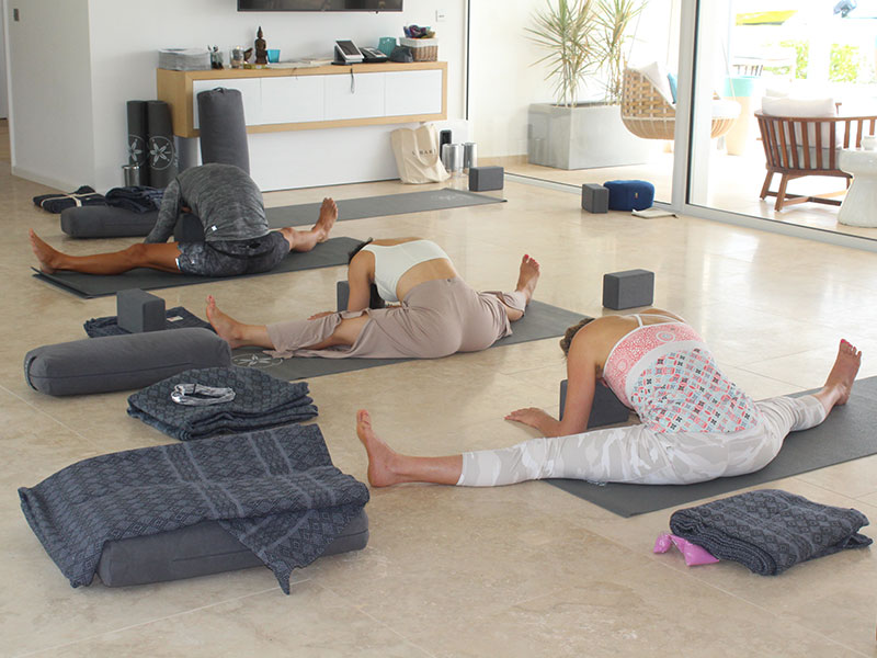 Yin Yoga St Barth