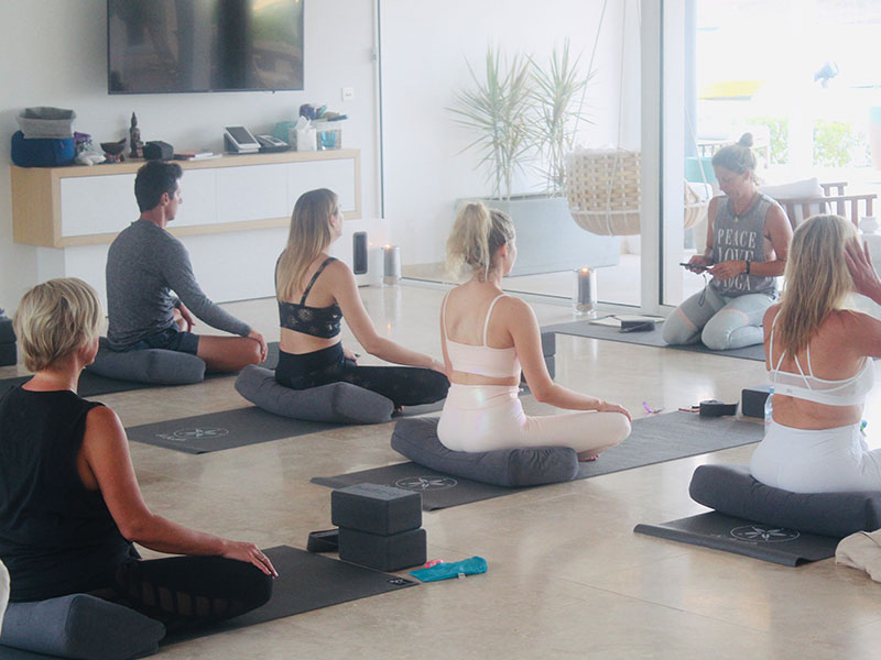 Yoga Meditation Nanda St Barth